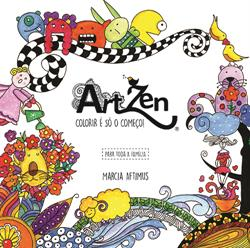ARTZEN COLORIR E SO O COMECO