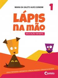 LAPIS NA MAO INTEGRADO VOL.1-ED.INFANTIL
