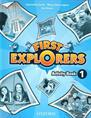 FIRST EXPLORERS ACTIVITY BOOK 1