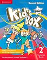 KIDS BOX AMERICAN ENGLISH 2 SB 2.EDITION