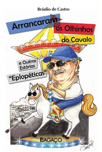ARRANCARAM OS OLHINHOS DO CAVALO